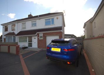 Thumbnail 4 bed semi-detached house for sale in Esson Road, Bristol
