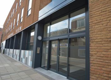 Thumbnail 2 bedroom flat for sale in Wentworth Street, Peterborough