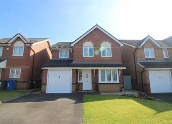 Thumbnail 4 bed detached house for sale in Askwith Road, Hindley Green, Wigan