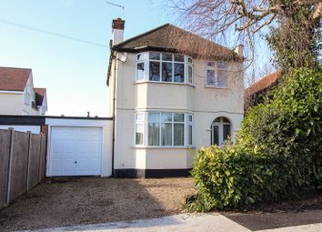 Thumbnail 3 bed detached house for sale in Fitzjohn Avenue, Barnet