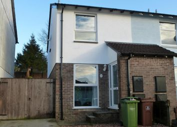 Thumbnail 2 bed semi-detached house to rent in Neal Close, Plympton, Plymouth