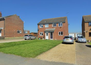 Thumbnail 2 bed semi-detached house to rent in Carr Avenue, Leiston, Suffolk