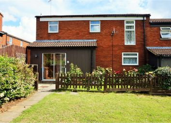 Thumbnail 4 bed end terrace house for sale in Skipton Close, Stevenage