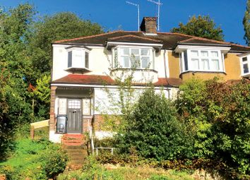 Thumbnail 1 bed semi-detached house for sale in Downlands Road, Purley