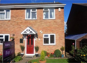 Thumbnail 3 bed semi-detached house for sale in Gainsborough Road, Stamford