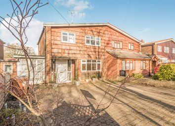 Thumbnail 3 bed semi-detached house for sale in Broadwater Crescent, Stevenage