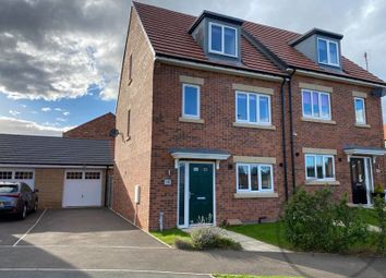 The Swale, Newton Aycliffe DL5. 3 bed semi-detached house
