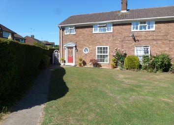 Thumbnail 4 bed semi-detached house for sale in Hillside, Welwyn Garden City