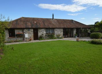 Thumbnail 3 bed barn conversion for sale in Uphill Road South, Uphill, Weston-Super-Mare