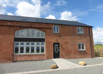 Thumbnail 3 bed end terrace house to rent in Park Farm Barns, Stratford Northern Bypass, Snitterfield