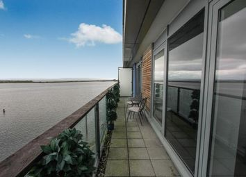 Thumbnail 2 bedroom flat for sale in Duncansby House, Prospect Place, Cardiff Bay, Cardiff