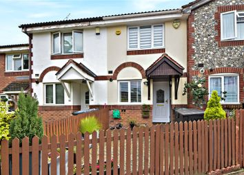 Thumbnail 2 bed terraced house for sale in St Peters Close, Swanscombe, Kent