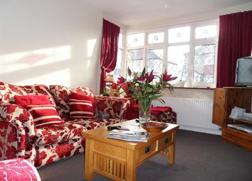 Thumbnail 3 bed semi-detached house for sale in Priory Crescent, North Cheam, Sutton