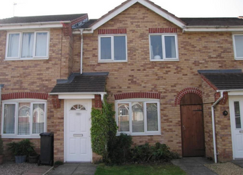 Thumbnail 3 bed town house for sale in Grange Close, Leicester