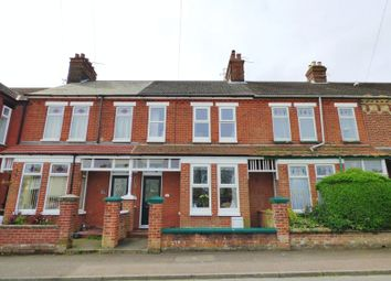 Thumbnail 3 bed terraced house for sale in Sussex Road, Gorleston, Great Yarmouth