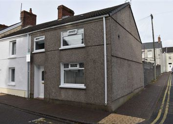 Thumbnail 2 bed end terrace house for sale in Pottery Street, Llanelli