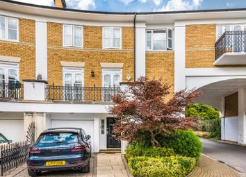 Thumbnail 5 bed terraced house for sale in Thames Crescent, London