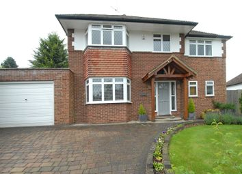 Thumbnail 4 bed detached house to rent in Parsonage Road, Chalfont St. Giles, Buckinghamshire