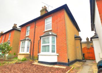 Thumbnail 3 bed terraced house to rent in Victoria Place, Epsom, Surrey