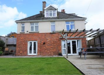 Thumbnail 5 bed detached house for sale in Exeter Road, Braunton