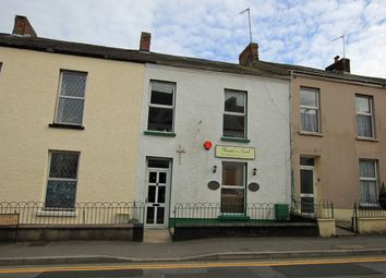 Thumbnail Terraced house to rent in Mansel Street, Carmarthen, Carmarthenshire