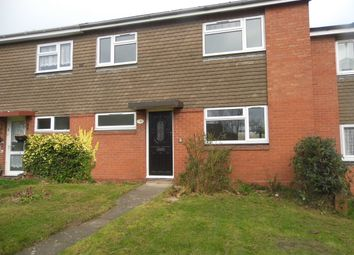 Thumbnail 3 bed terraced house to rent in Wintour Walk, Bromsgrove