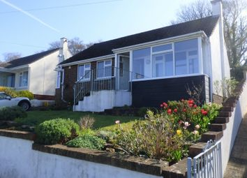 Thumbnail 2 bed detached bungalow to rent in Twickenham Road, Newton Abbot