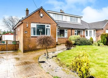 Thumbnail 3 bed bungalow for sale in Lindley Moor Road, Mount, Huddersfield
