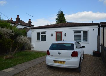 Thumbnail 2 bed bungalow to rent in Hazelwood Road, Cudham