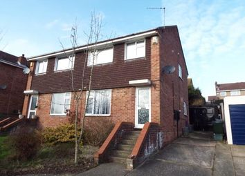 Thumbnail 3 bed semi-detached house for sale in Jermyn Drive, Arnold, Nottingham, Nottinghamshire