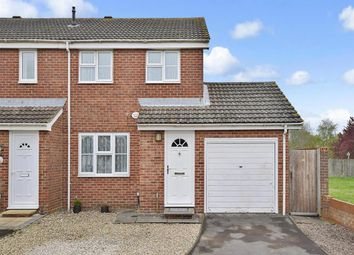 Thumbnail 3 bed end terrace house for sale in Caernarvon Road, Chichester, West Sussex