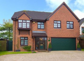 Thumbnail 5 bedroom detached house for sale in Hanyards Lane, Cuffley, Potters Bar, Hertfordshire