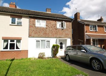 Thumbnail 2 bedroom semi-detached house for sale in Bushey Fields Road, Dudley
