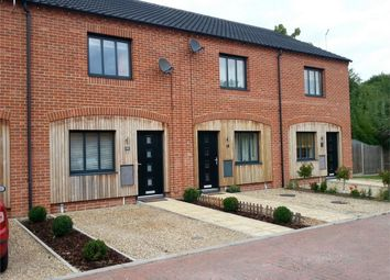 Thumbnail 2 bedroom terraced house for sale in The Sidings, Norwich
