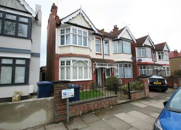 Thumbnail 5 bed semi-detached house to rent in Audley Road NW4, Hendon
