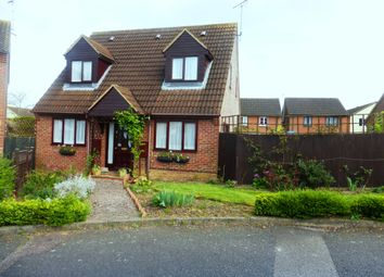 Thumbnail 3 bed detached house for sale in Anglesey Court, Great Holm, Milton Keynes