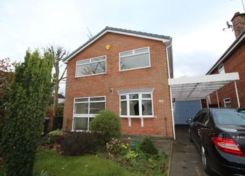 Thumbnail 4 bed detached house to rent in Cherry Leys, Burton-On-Trent