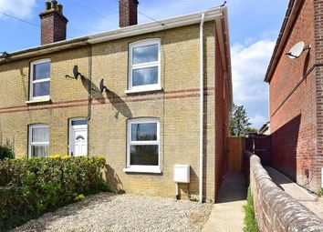 Thumbnail 3 bed end terrace house for sale in Horsebridge Hill, Newport, Isle Of Wight