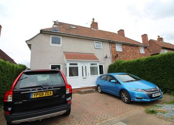 Thumbnail 4 bed semi-detached house for sale in Gorse Hill, Bristol