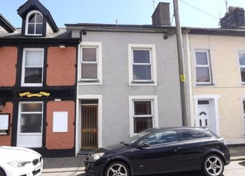 Thumbnail 2 bed terraced house for sale in New Street, Porthmadog, Gwynedd