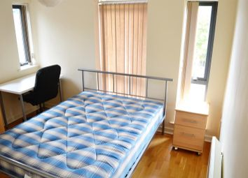 Thumbnail 3 bedroom flat to rent in Plymouth Grove, Manchester
