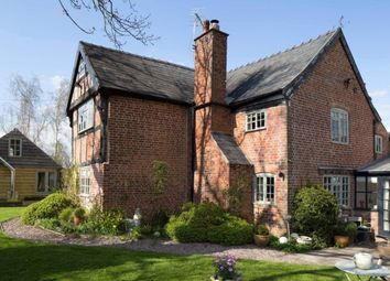 Thumbnail 4 bed detached house for sale in Breaden Heath, Whitchurch