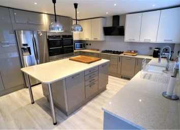 Thumbnail 5 bed detached house for sale in Newark Road, Lincoln