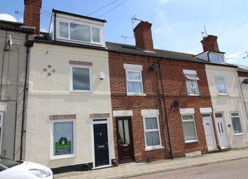 Thumbnail 4 bed terraced house to rent in Beardall Street, Hucknall, Nottingham