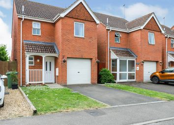 Thumbnail 3 bed detached house for sale in Dagless Way, March