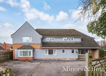 6 bed detached house for sale in Norwich Road, Horsham St. Faith, Norwich NR10