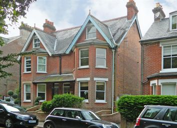 Thumbnail 3 bedroom flat for sale in Chichester Road, Midhurst
