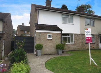 2 bed semi-detached house for sale in Hawthorn Close, Woolley Moor, Alfreton DE55