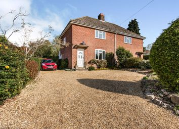 Thumbnail Semi-detached house for sale in Upper Chute, Upper Chute, Andover