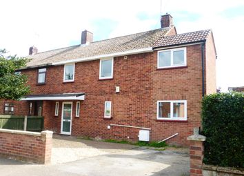Thumbnail 3 bed semi-detached house to rent in Trinity Avenue, Mildenhall, Bury St. Edmunds